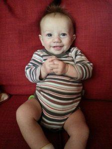 Hypnobirthing Baby in Oregon